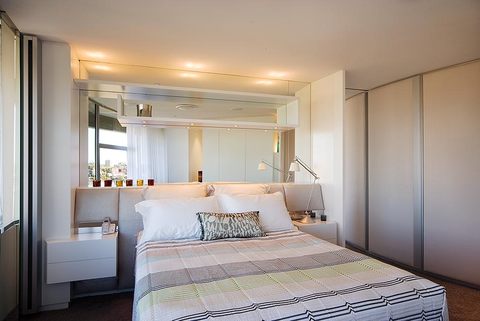 Hogyan készítsünk egy kis hálószobát, hogy szép, tágas és ...