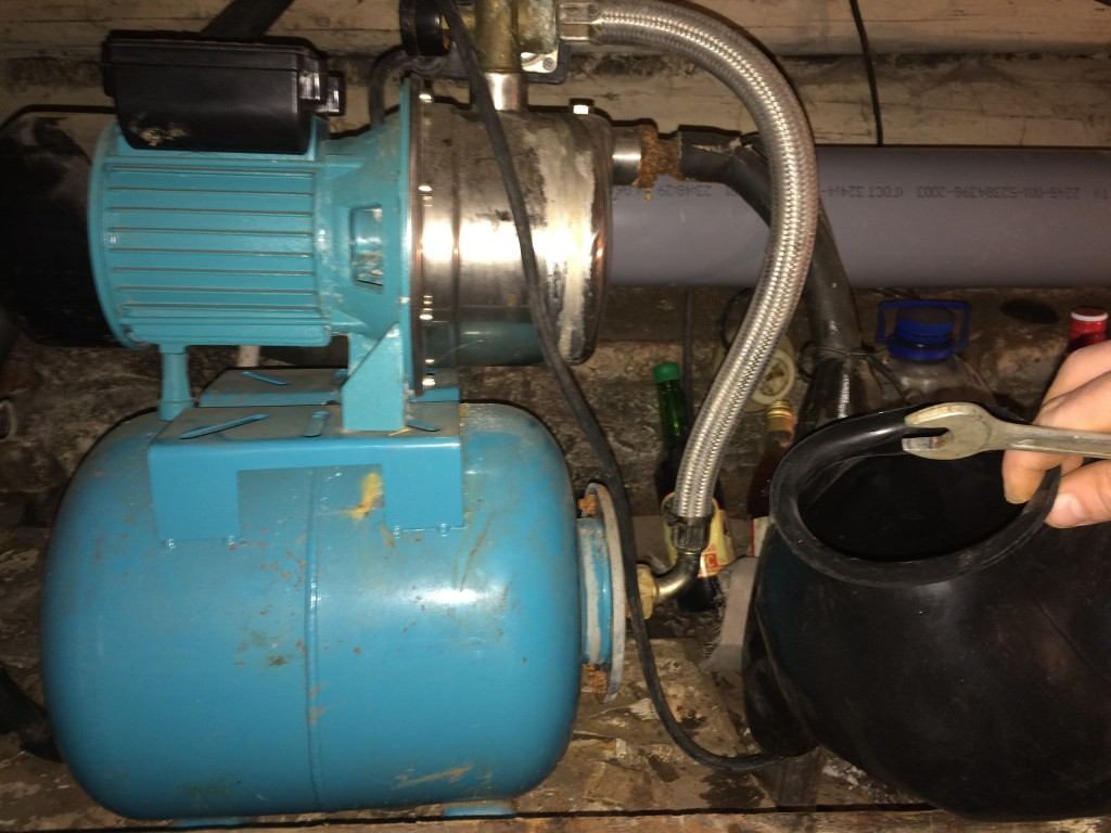 Operating rules Expansion tank of closed type. Installing the ...