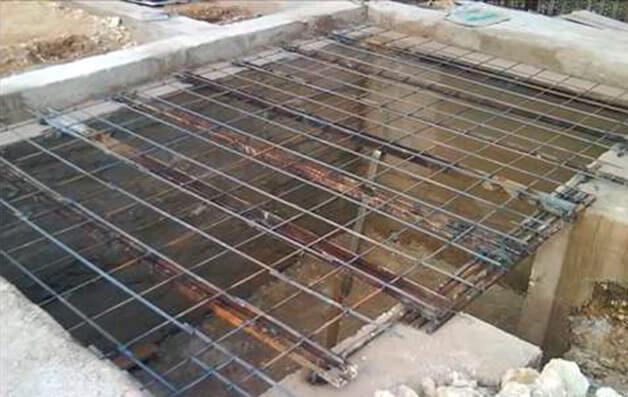 Как сделать бетонный подвал в гараже 5
