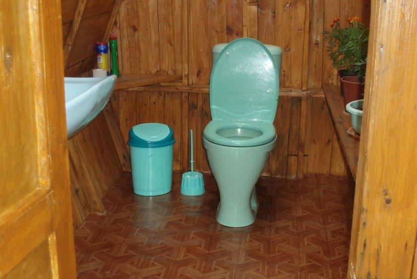 Фото как сделать туалет