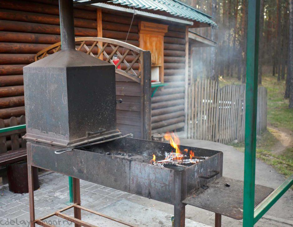 Деревянный туалет для дачи своими руками 34